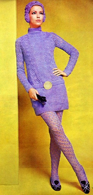 Knit Knightmares - Mini Dress from Space [1970]