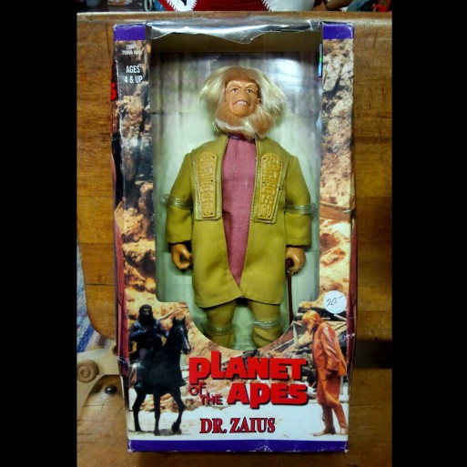 Dr. Zaius Action Figure 1998