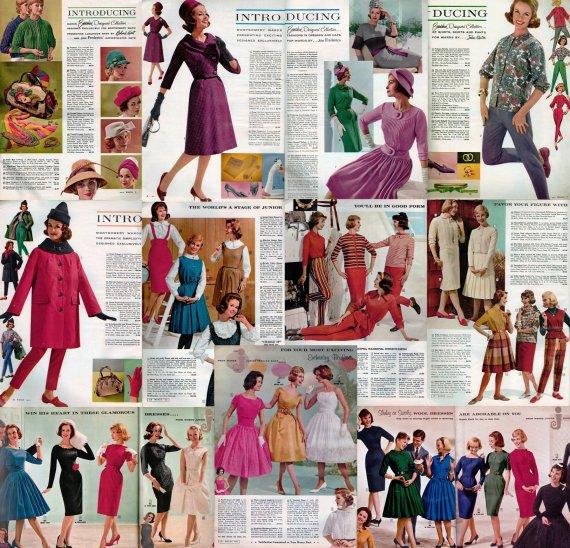 Montgomery Ward Collage 1961 Lileks 2